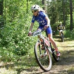 16. Raplamaa Frank Kutter Rattamaraton - Maribel Rannala (2083)