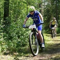 16. Raplamaa Frank Kutter Rattamaraton - Annikki Lugenberg (2036)