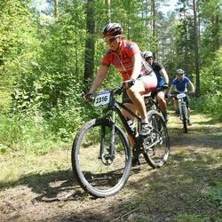 16. Raplamaa Frank Kutter Rattamaraton - Maive Tummeltau (2316)