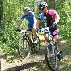 16. Raplamaa Frank Kutter Rattamaraton - Andres Sikka (2129), Indrek Kajakas (2290)