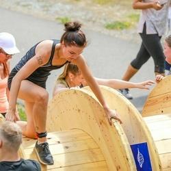 MyFitness Madness Race Keila - Laura Lilleorg (209), Jooksja Nr 14375 (269), Elizabeth Pogosjan (296)