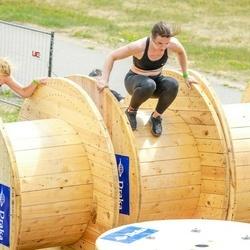MyFitness Madness Race Keila - Jooksja Nr 14223 (210), Anastassia Trufanova (211)