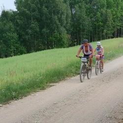18. Elva Rand & Tuulberg rattamaraton - Heidi Tõnisson (1187), Aare Paulov (2395)