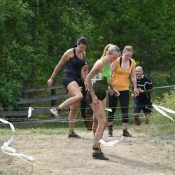 MyFitness Madness Race Keila - Birgit Kaljuste (234), Jooksja Nr 14586 (276), Alisa Tarassova (298)