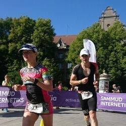 IRONMAN Tallinn - Jessica Anderson (77), Mikael Gevorkyan (779)