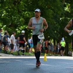 IRONMAN Tallinn - Adam Hughes (279), Igor Fedorov (568)