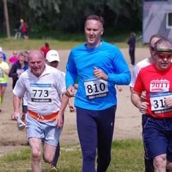 42. ümber Harku järve jooks - Aavo Halling (773), Marko Sikk (810)