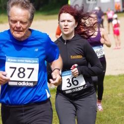 42. ümber Harku järve jooks - Brit Peterson (36), Matti Järva (787)