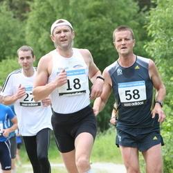 42. ümber Harku järve jooks - Alar Savastver (18), Hanno Kindel (58)