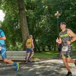 IRONMAN Tallinn - Aleksei Kuligin (148), Sergey Milyutin (447)
