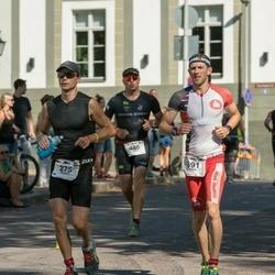 IRONMAN Tallinn - Margus Haljaste (275), Oleg Malakhovskiy (440), Adam Speer (691)