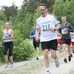 42. ümber Harku järve jooks - Olev Vahemaa (712), Armin Soosalu (791), Liina Areng (800)