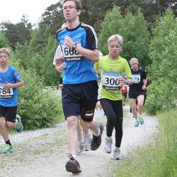 42. ümber Harku järve jooks - Carl-Robert Kallaste (300), Henri Vilms-Jamsa (784)