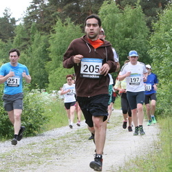 42. ümber Harku järve jooks - Valev Altmets (197), Abreu Luis Fernando Barragan (205), Raine Hirve (251)