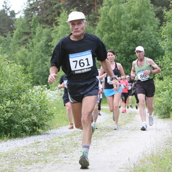 42. ümber Harku järve jooks - Bruno Münter (86), Enn Pärtma (761)