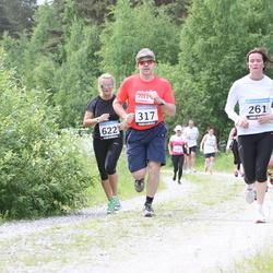 42. ümber Harku järve jooks - Evelyn Ilves (261), Ljudmilla Jevonen (275), Kalle Kask (317), Anna-Maria Sepp (622)