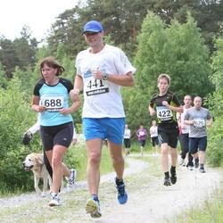42. ümber Harku järve jooks - Artur Lukki (422), Lennart Mark (441), Vilma Trummal (688)