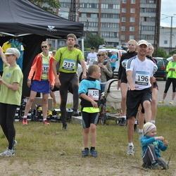 42. ümber Harku järve jooks - Mikk Altmets (196), Jüri Eek (212), Age Tiidermann (674)