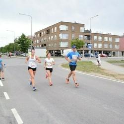 Peetri Jooks 2018 - Maie Pihl (81), Jaanus Kaik (330), Marika Peterson (341)