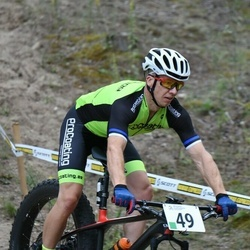 Husqvarna Eesti Olümpiakrossi karikasari V etapp - Margus Malva (49)