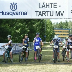 Husqvarna Eesti Olümpiakrossi karikasari V etapp - Lauri Tamm (10), Romet Pajur (78), Martin Krusemann (85), Virgo Mitt (90), Annabrit Prants (93), Johann Mattias Puuorg (95), Martti Lenzius (189)