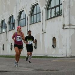 46. jooks ümber Ülemiste järve - Aleksei Ronkel (71), Niina Biševa (285)