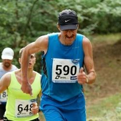 46. jooks ümber Ülemiste järve - Aare Randma (590)