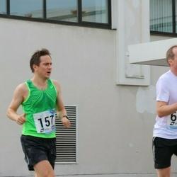 46. jooks ümber Ülemiste järve - Hektor Uustalo (157)