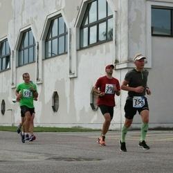 46. jooks ümber Ülemiste järve - Jüri Saar (616), Eddi Joost (756)