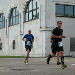 46. jooks ümber Ülemiste järve - Kristjan Lukk (53), Mart Roosimägi (158), Oliver Lätte (511)
