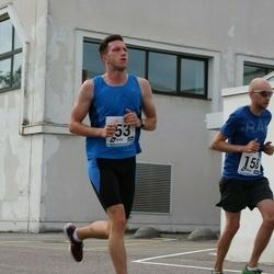 46. jooks ümber Ülemiste järve - Kristjan Lukk (53), Mart Roosimägi (158)