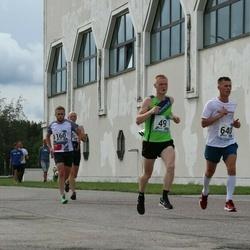 46. jooks ümber Ülemiste järve - Rain Raun (41), Renno Rehtla (49), Maksim Ovtsinnikov (160), Asso Soosalu (640)