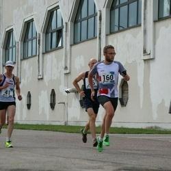 46. jooks ümber Ülemiste järve - Maksim Ovtsinnikov (160), Asso Soosalu (640)