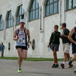 46. jooks ümber Ülemiste järve - Rain Raun (41), Laur Saar (56)
