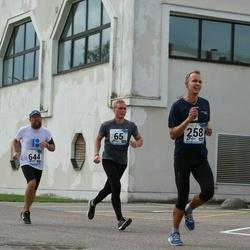 46. jooks ümber Ülemiste järve - Martin Kilp (65), Marti Vaksmann (258), Herki Sulend (644)