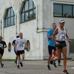 46. jooks ümber Ülemiste järve - Toomas Toom (38), Mait Arvi (47), Alar Alajaan (251), Karl-Erik Laid (476)