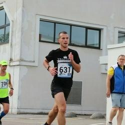 46. jooks ümber Ülemiste järve - Ainar Sepnik (631), Ivo Volt (706)