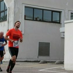 46. jooks ümber Ülemiste järve - Hannes Roomet (59), Tõnis Trummal (164)
