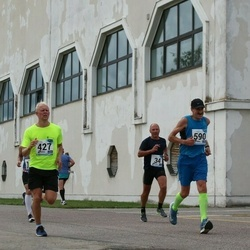 46. jooks ümber Ülemiste järve - Priit Kallakas (427), Aare Randma (590)