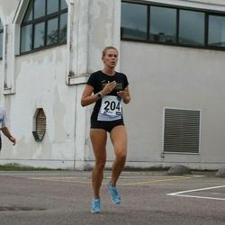 46. jooks ümber Ülemiste järve - Berit Rohtjärv (204), Enn Pärtma (581), Beat Freihofer (757)