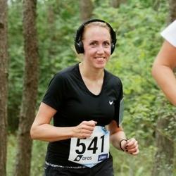 46. jooks ümber Ülemiste järve - Anna Naumova (541)