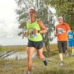 46. jooks ümber Ülemiste järve - Aare Randma (590), Alex Talisainen (648), Tauno Tanilas (654)