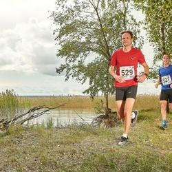 46. jooks ümber Ülemiste järve - Artur Melkumjan (527), Andres Meresmaa (529)