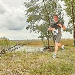 46. jooks ümber Ülemiste järve - Arle Junolainen (409)