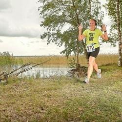 46. jooks ümber Ülemiste järve - Margit Peebo (116), Agnes Siniorg (356), Kristel Prikko (570)