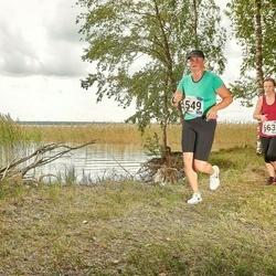46. jooks ümber Ülemiste järve - Arvo Luus (342), Annika Näär (549), Kai Timmusk (663)