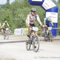 11. Tallinna Rattamaraton (EEC) - Andre Eomõis (644), Kristian Randver (732), Aivo Lelle (740)