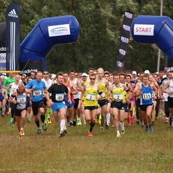 42. ümber Harku järve jooks - Roman Fosti (1), Sergei Tšerepannikov (2), Alar Savastver (18), Andrus Lein (26), Ralf Lipp (115)