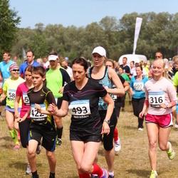 42. ümber Harku järve jooks - Artur Lukki (422), Katrin Oolmets (493)