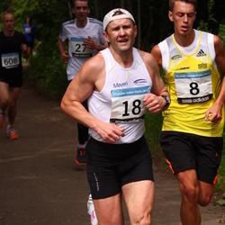 42. ümber Harku järve jooks - Vladimir Vaher (8), Alar Savastver (18)